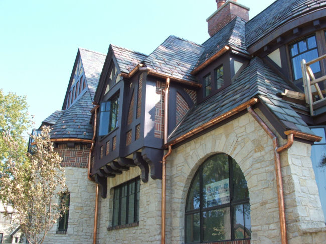 Copper Gutters Cost And How To Choose Specialty Design