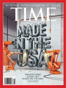 Time Magazine Made in the USA