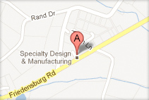 specialty manufacturing company<br />