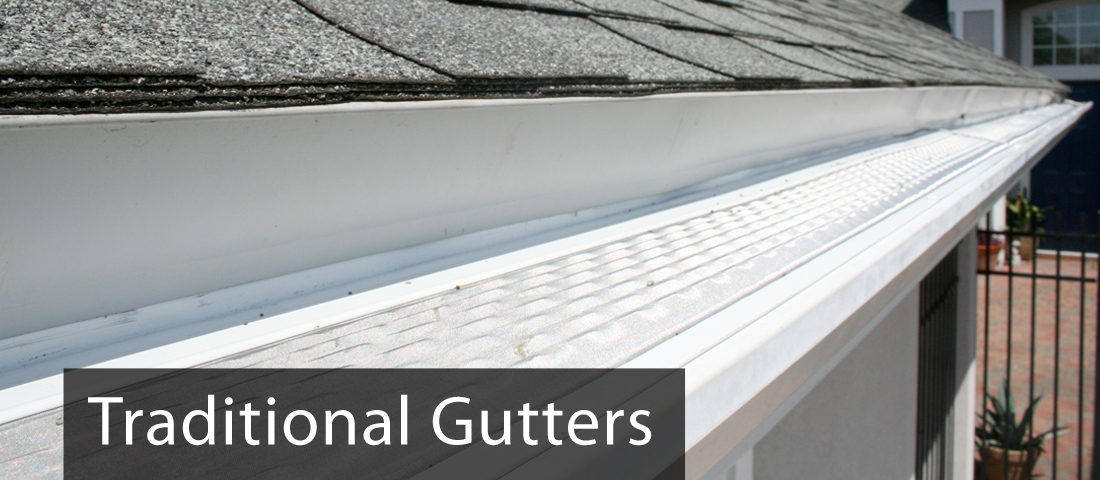 Custom Seamless Aluminum Gutters In 5 Quot And 6 Quot