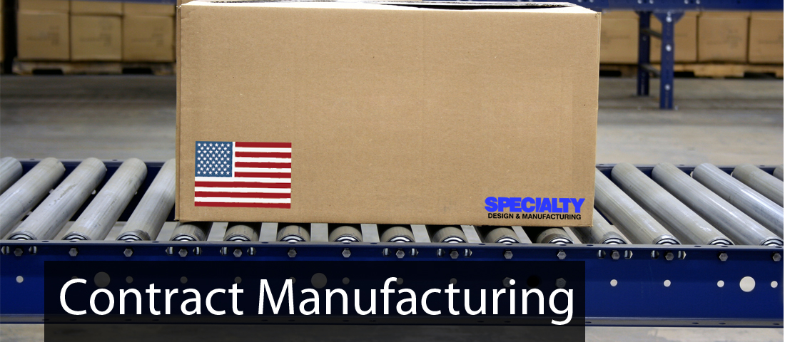 Contract manufacturing product fulfillment specialty for Product design manufacturing