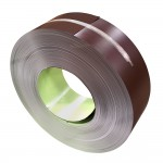 brown coil for aluminum gutter products